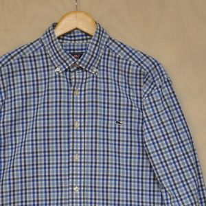 Vineyard Vines Whale Shirt Button Down L